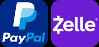 PayPal e Zelle