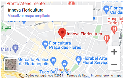 Innova no Google Maps